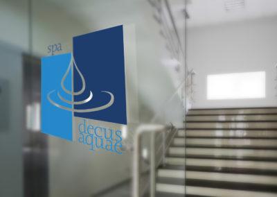 Logo Decus Aquae SPA & Wellness