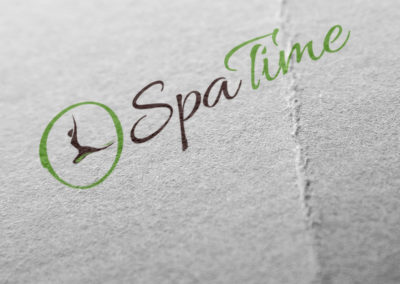SPA Time - logo