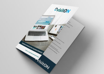 VisitON broszura